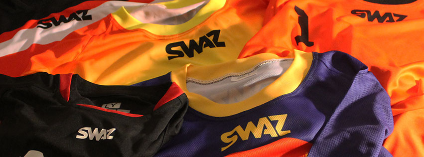 SWAZ Teamwear Custom Football Kits Banner - No Text
