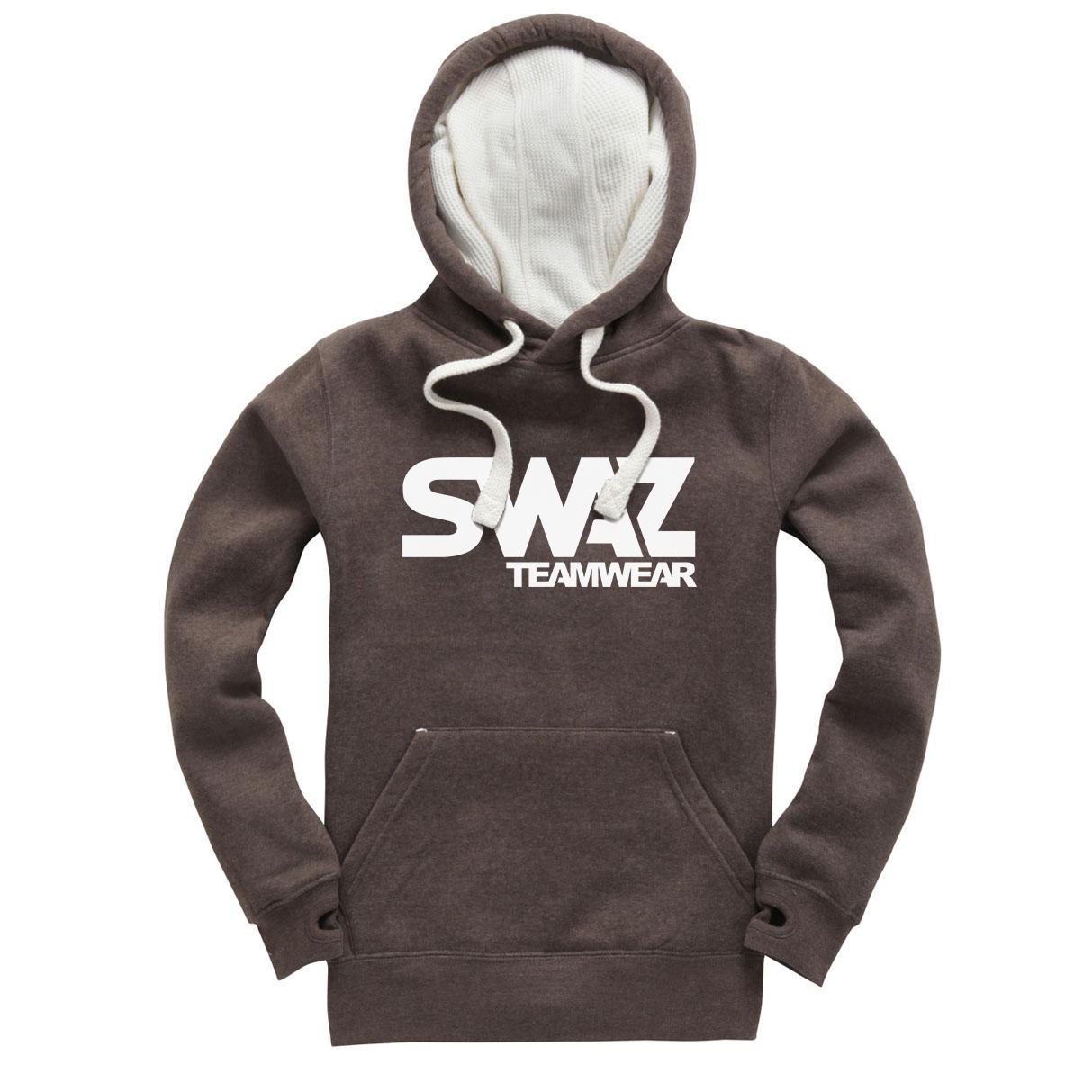 SWAZ Teamwear Classic Hoody – Graphite