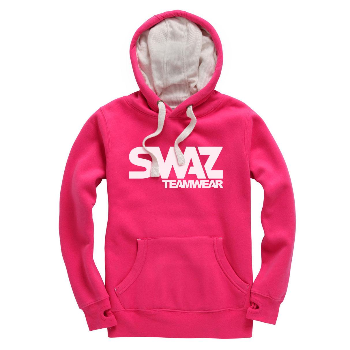 SWAZ Teamwear Classic Hoody – Cerise