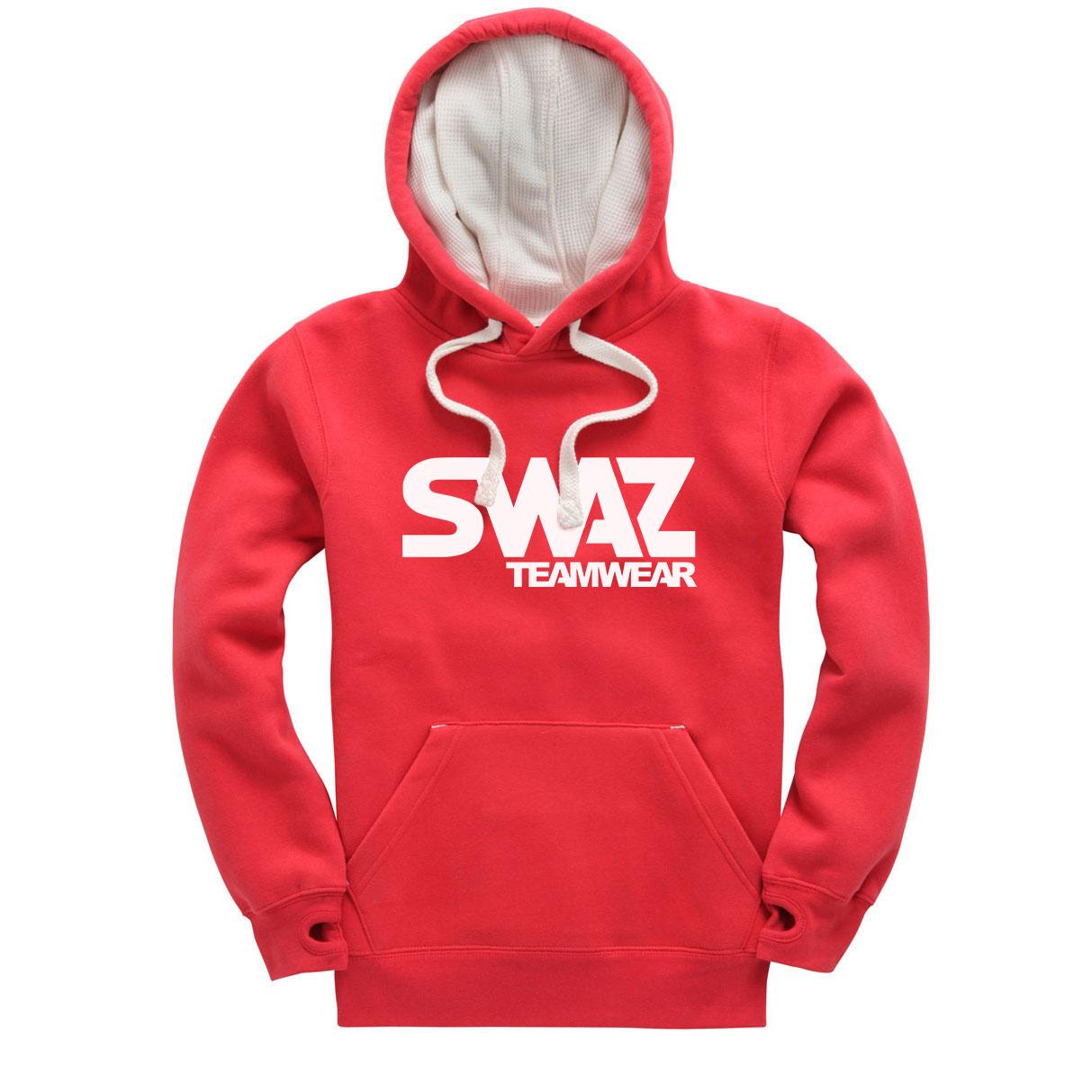 SWAZ Teamwear Classic Hoody – Dust Red