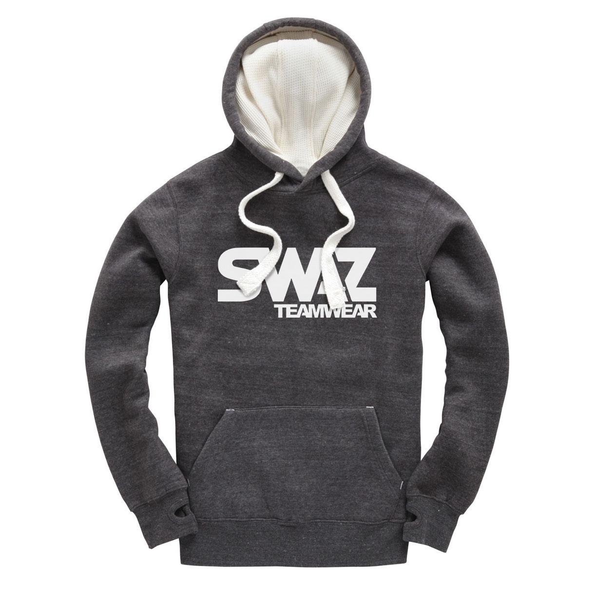 SWAZ Teamwear Classic Hoody – Grey