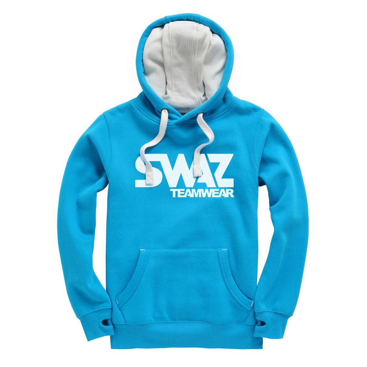 SWAZ Teamwear Classic Hoody – Malibu