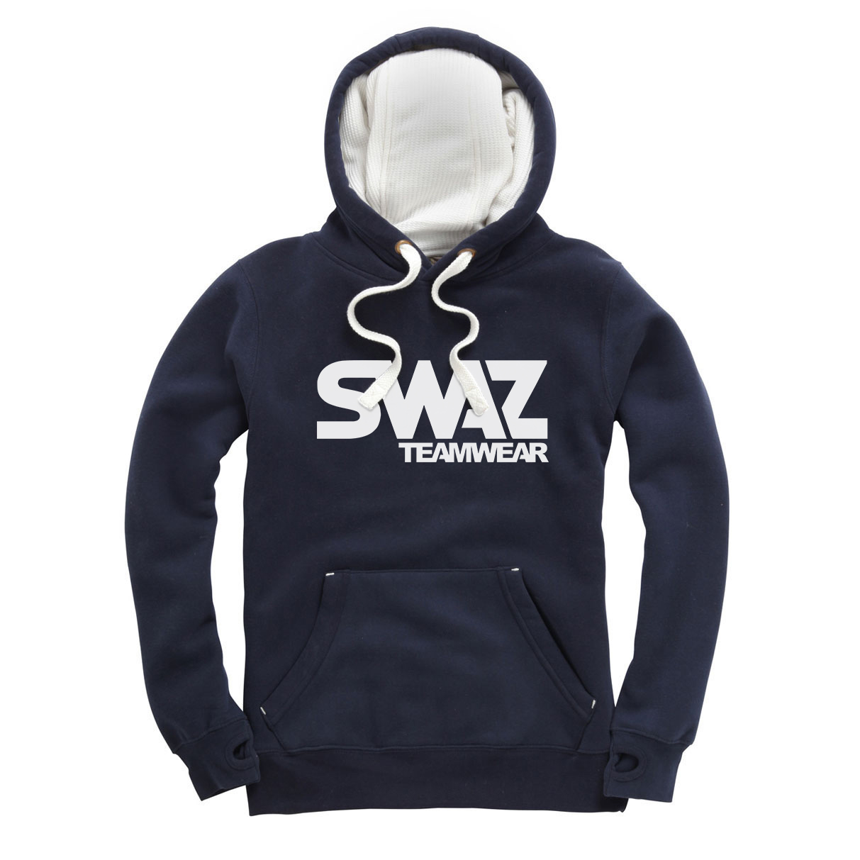 SWAZ Teamwear Classic Hoody – Safe Blue
