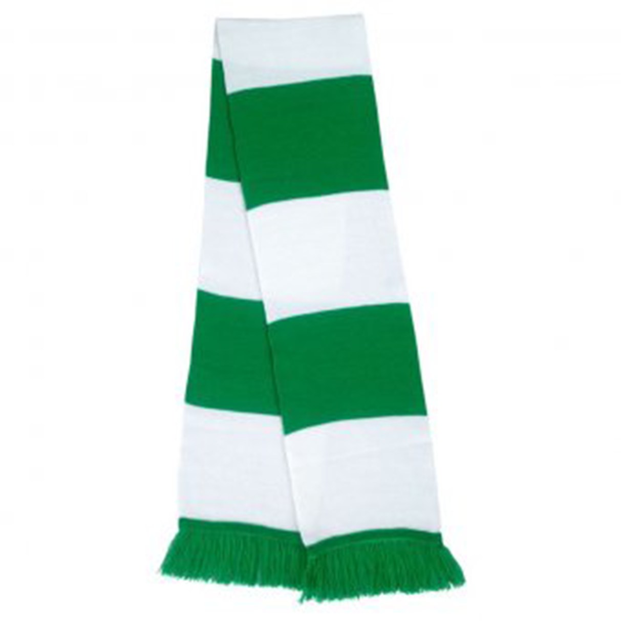 SWAZ Supporters Scarf – Green/White