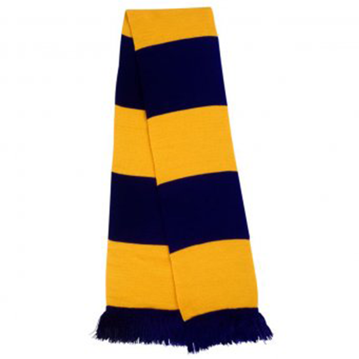 SWAZ Supporters Scarf – Navy/Gold