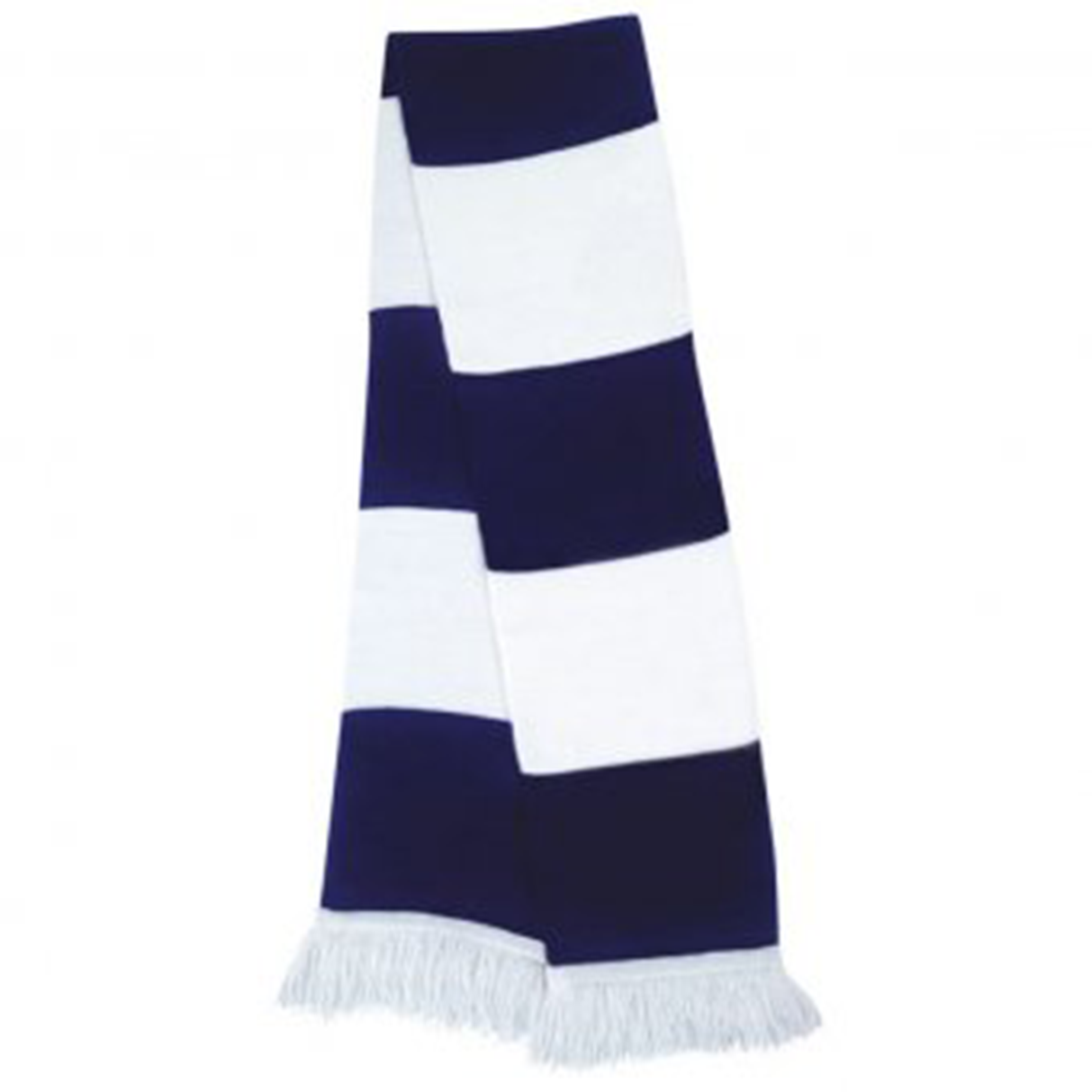 SWAZ Supporters Scarf – Navy/White