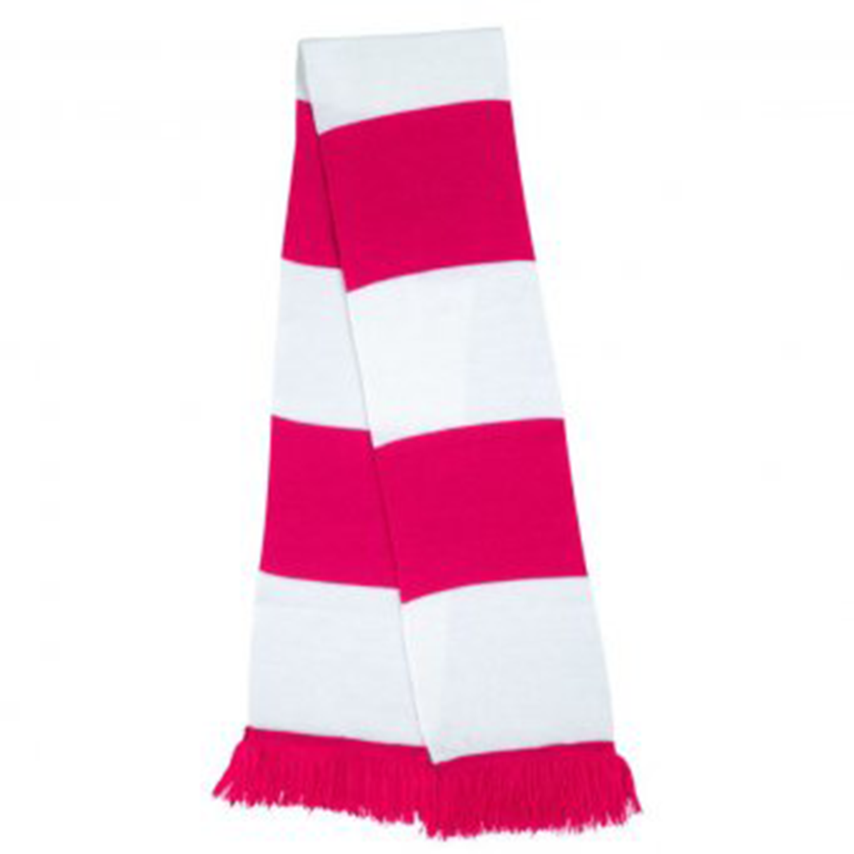 SWAZ Supporters Scarf – Pink/White