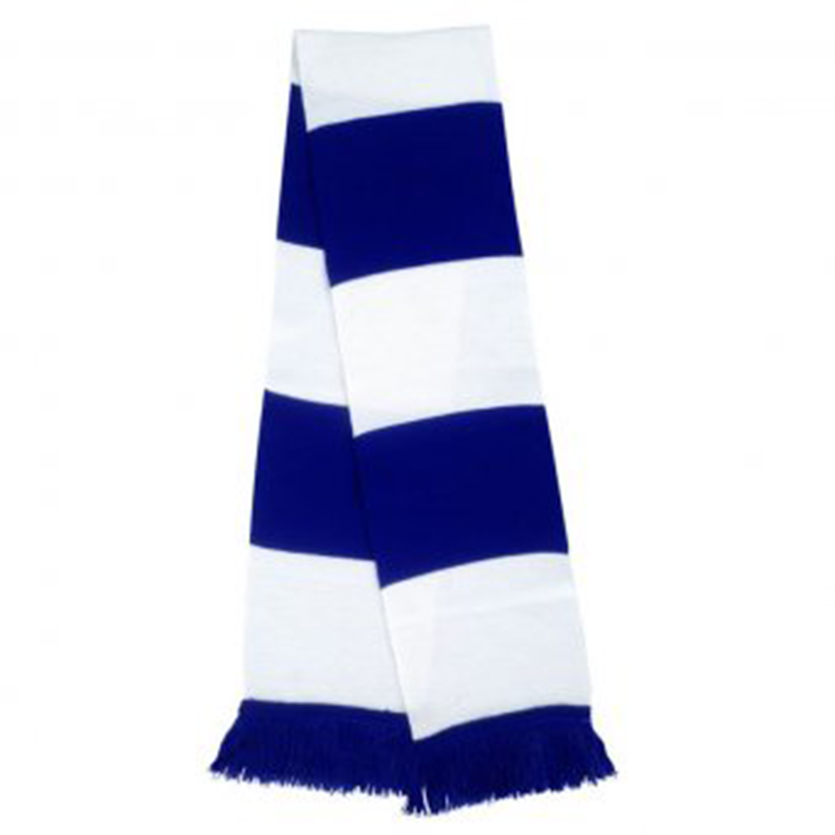 SWAZ Supporters Scarf – Royal/White