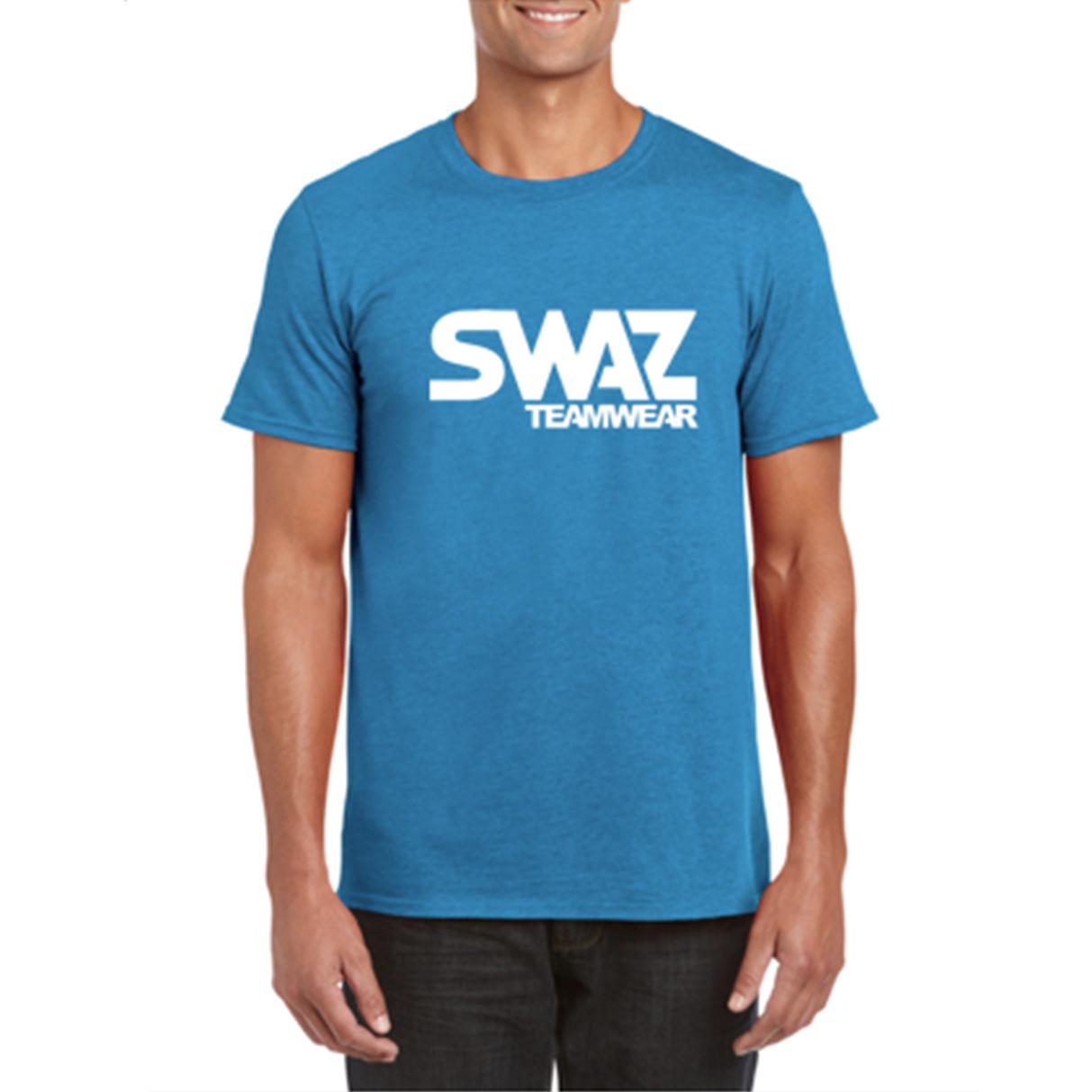 SWAZ Teamwear Antique Sapphire Classic T-Shirt