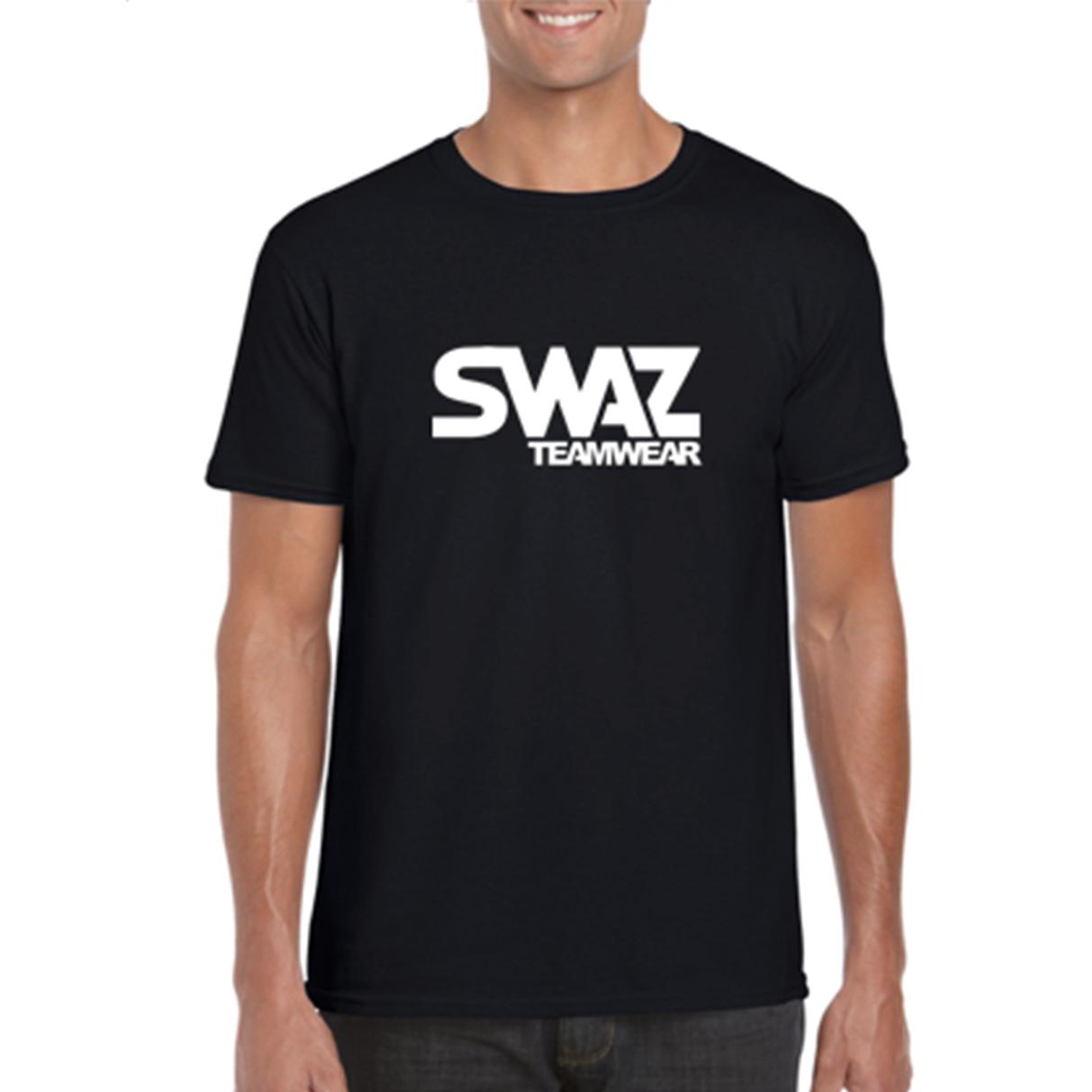 SWAZ Teamwear Black Classic T-Shirt