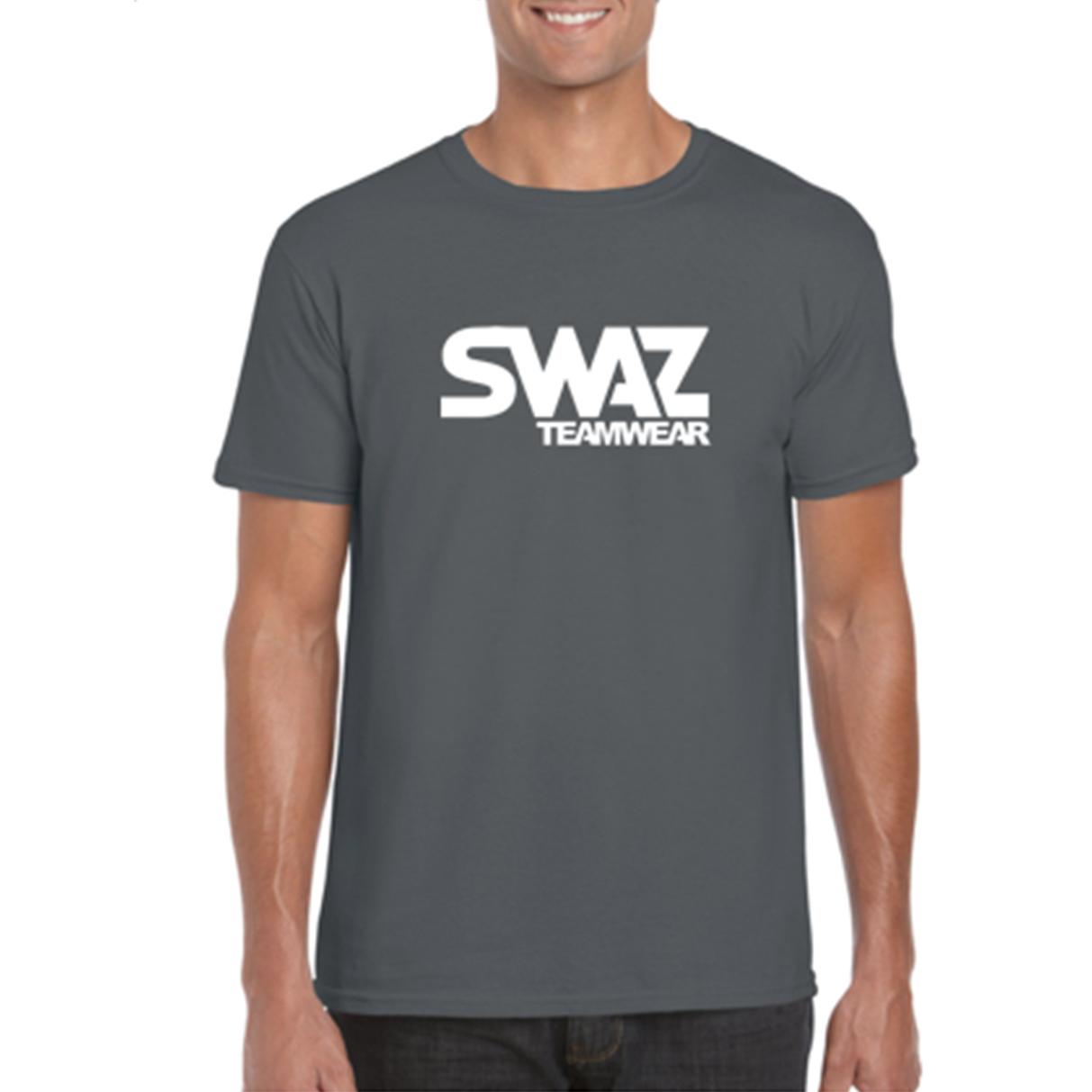 SWAZ Teamwear Charcoal Classic T-Shirt