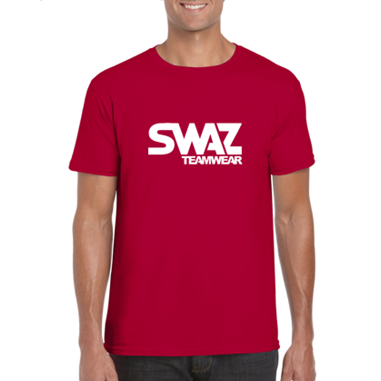 SWAZ Teamwear Cherry Red Classic T-Shirt