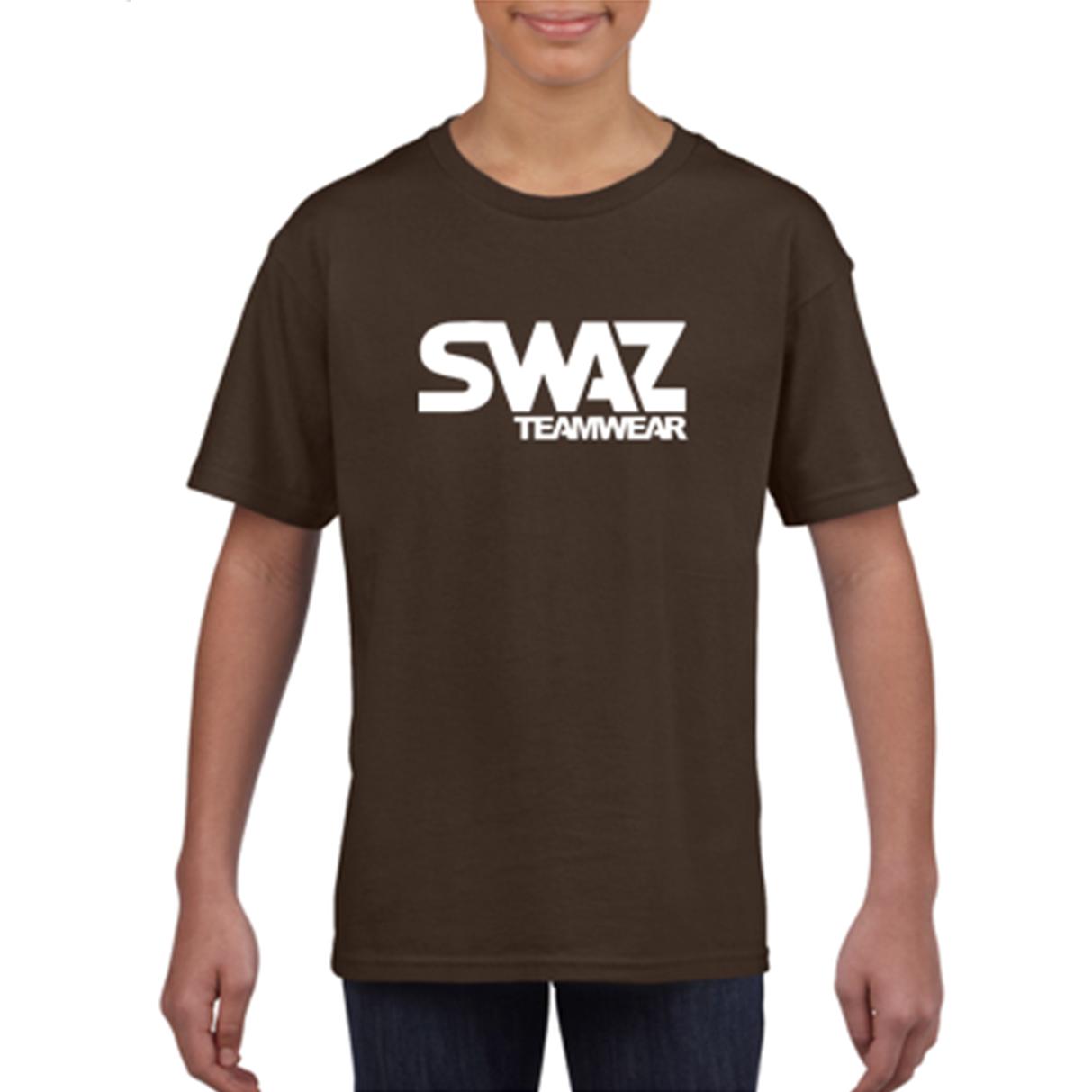 SWAZ Teamwear Dark Chocolate Classic T-Shirt