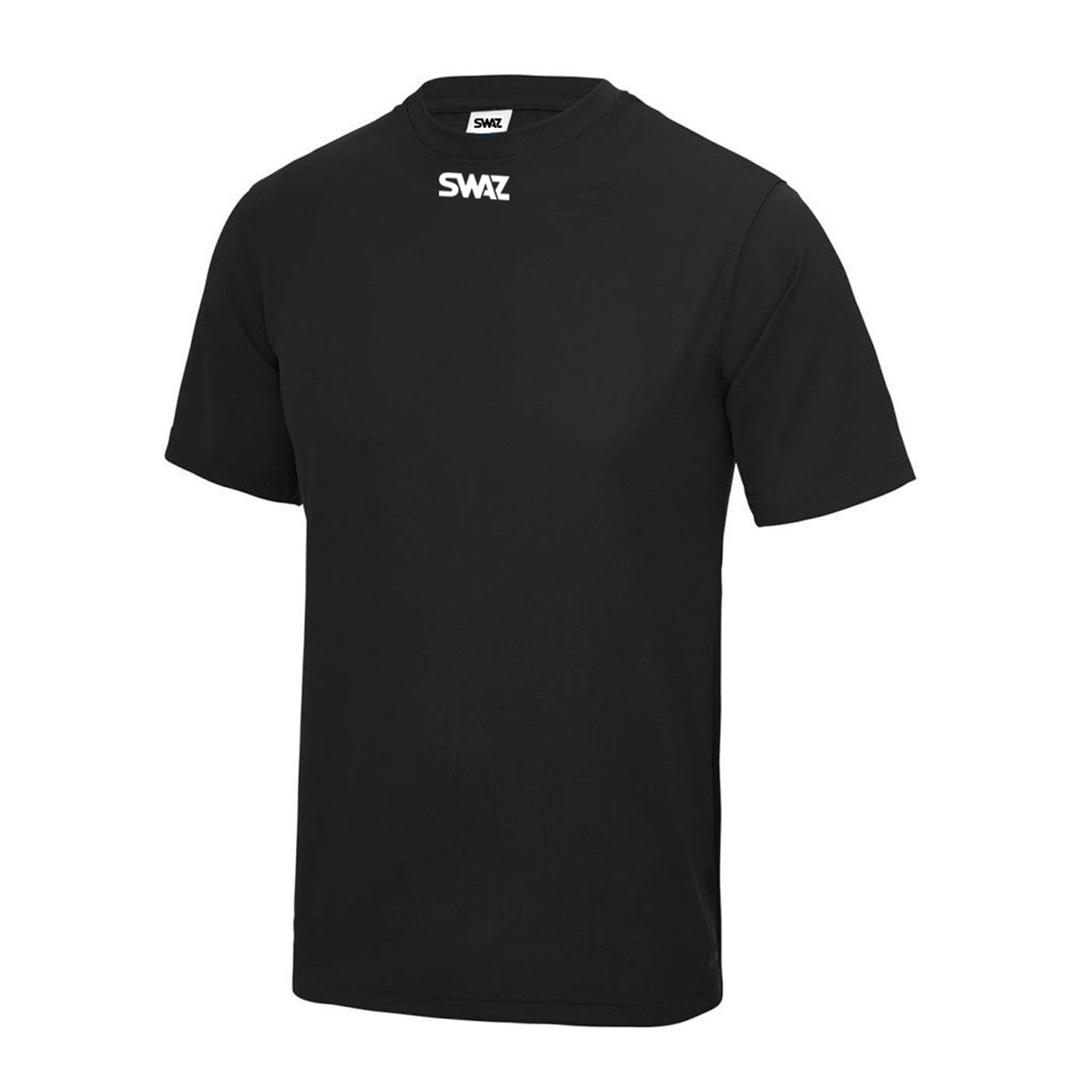 SWAZ Youth Club Training T-Shirt – Black