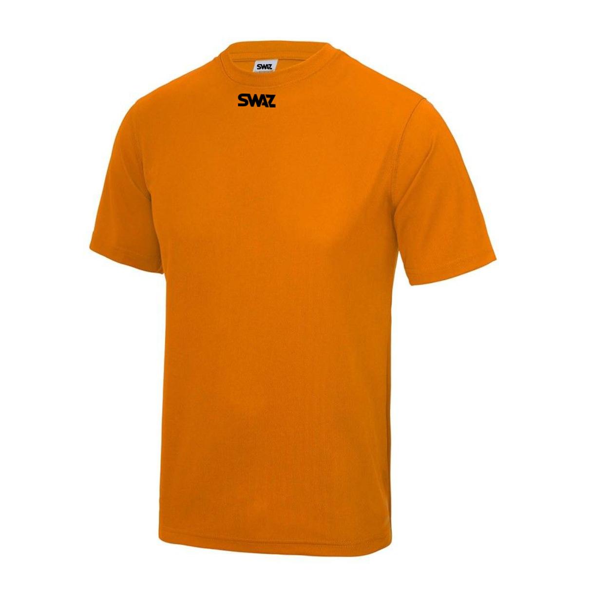 SWAZ Club Training T-Shirt – Orange
