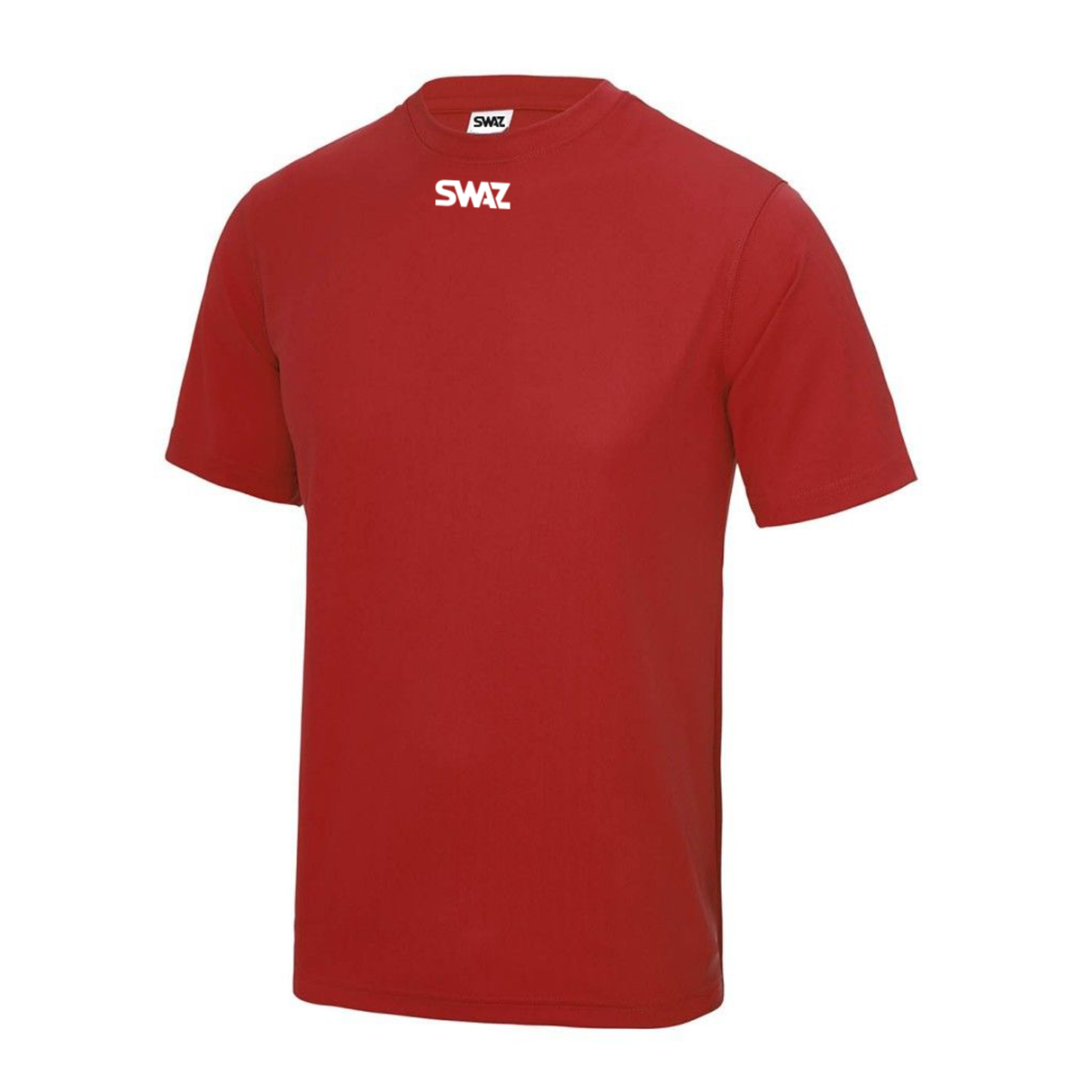 SWAZ Club Training T-Shirt – Red