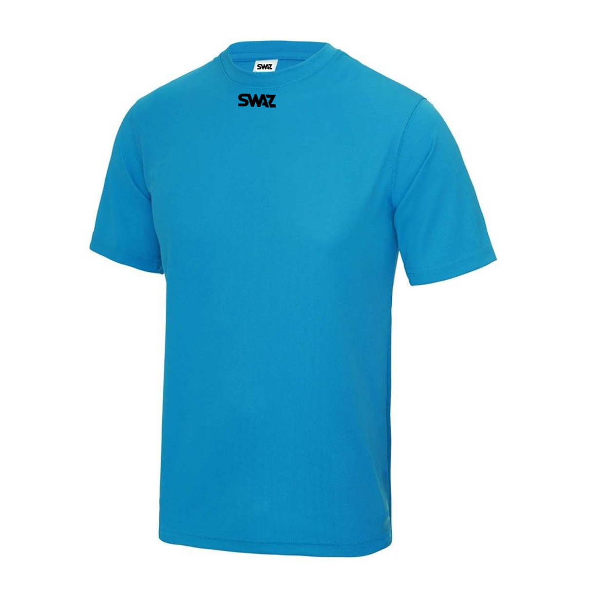 SWAZ Club Training T-Shirt – Sapphire