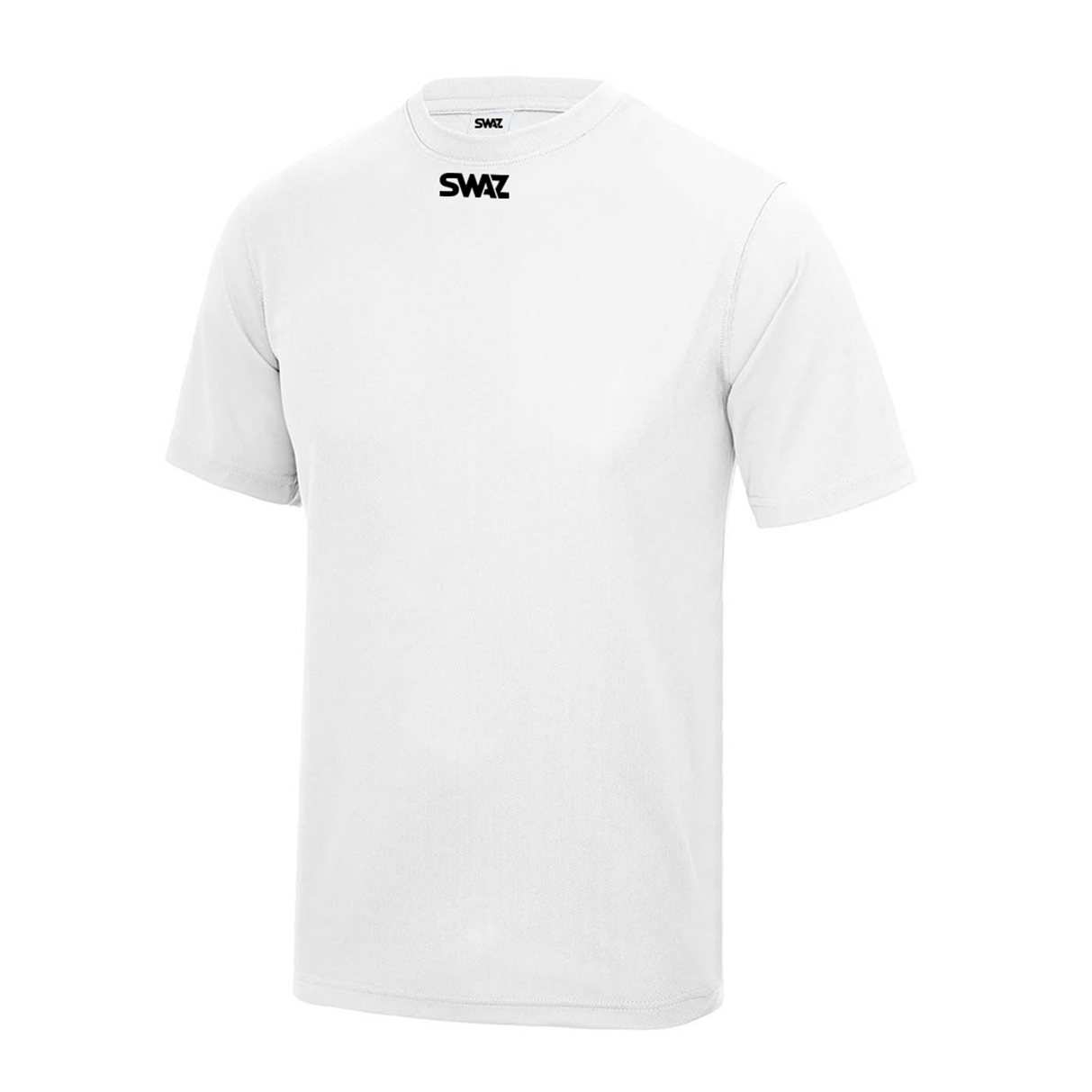 SWAZ Club Training T-Shirt – White