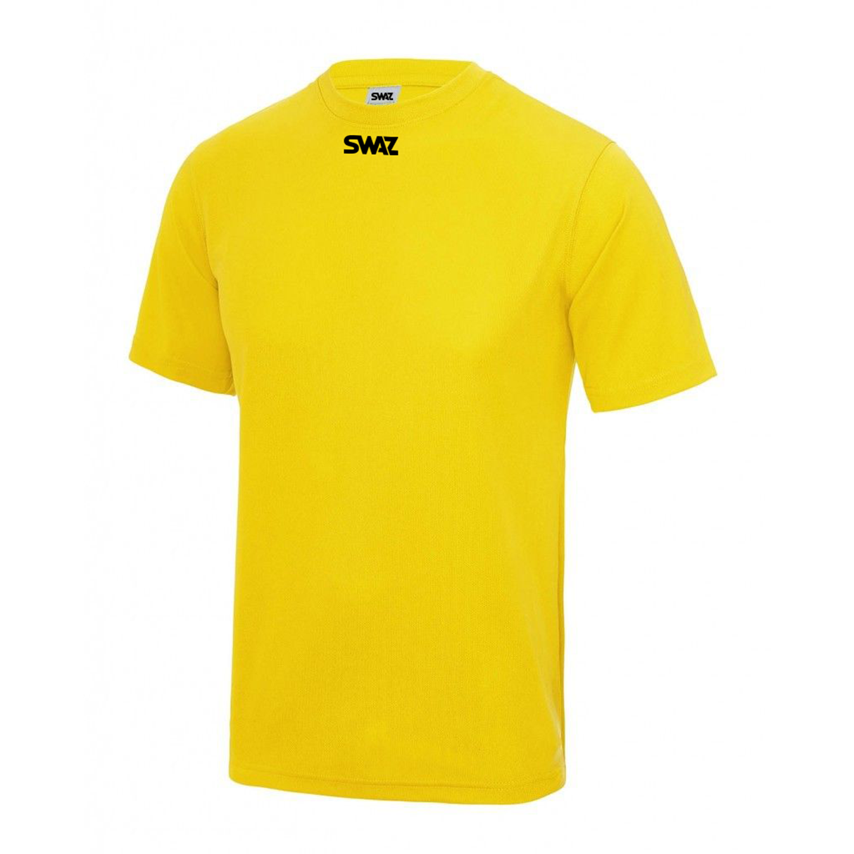 SWAZ Club Training T-Shirt – Yellow