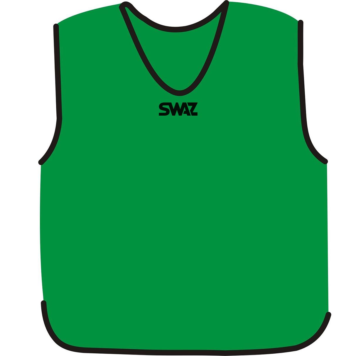 15 SWAZ Training Bibs – Green