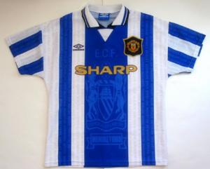 Manchester United 3rd Football Kit