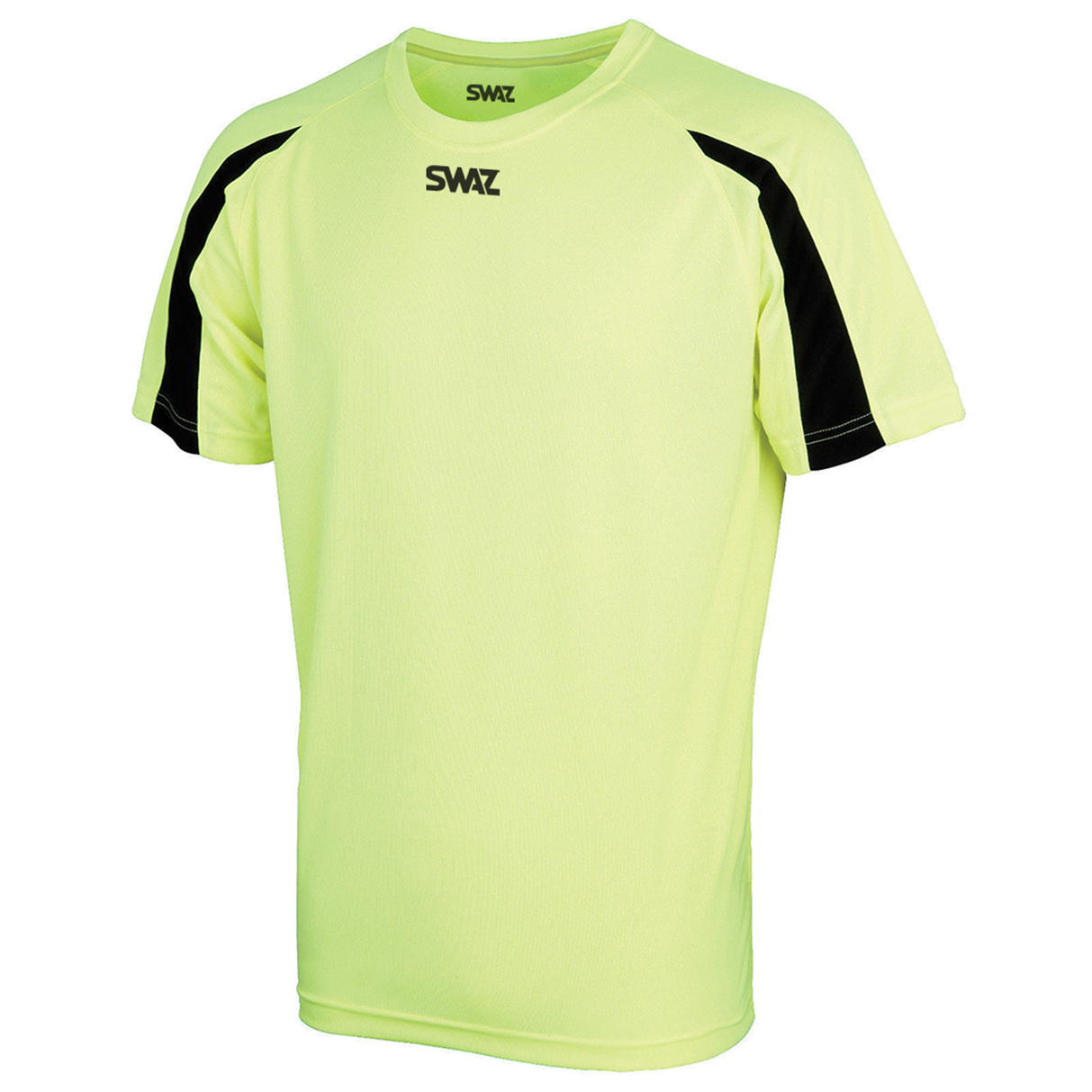 SWAZ Youth Premier Training T-Shirt - Yellow   Black Available in 5 ... 85cdebf43