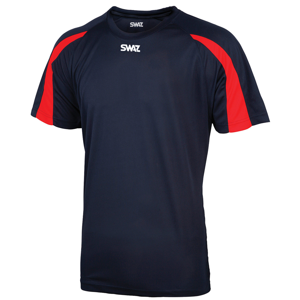 SWAZ Youth Premier Training T-Shirt - Navy Red Available in 5 Sizes 91c566b7f