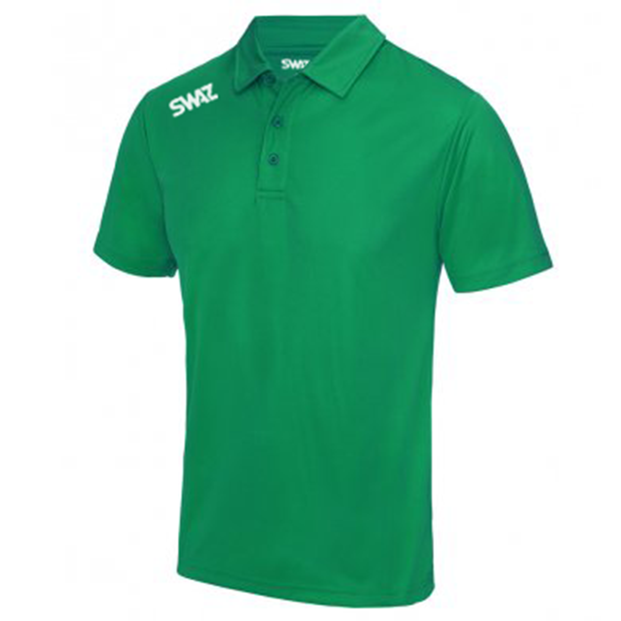 SWAZ Youth Club Polo – Green