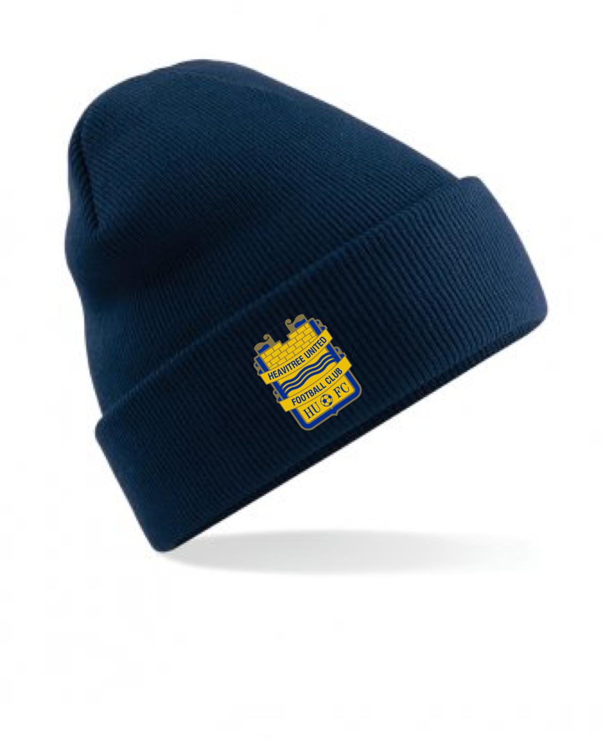 81271521a8b SWAZ Heavitree United Beanie Hat - Navy