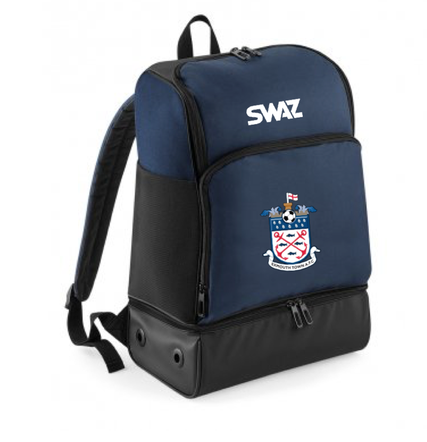 SWAZ Exmouth Town Backpack – Navy