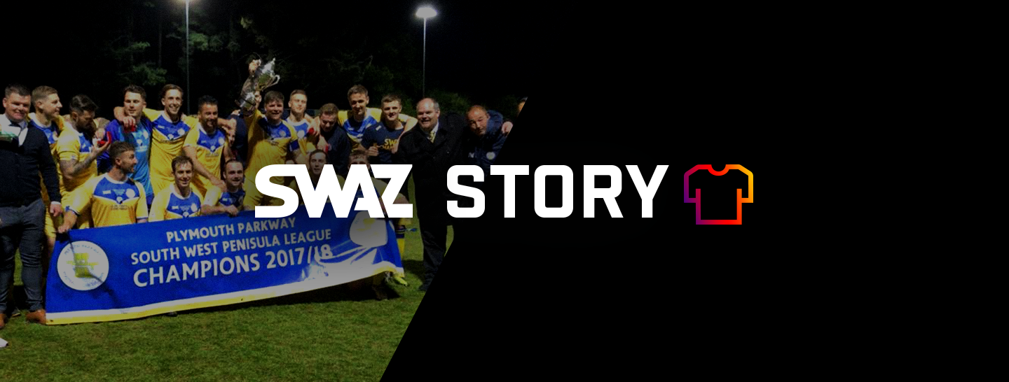 SWAZ has been a football kit supplier kitting out football clubs across the South West and Beyond