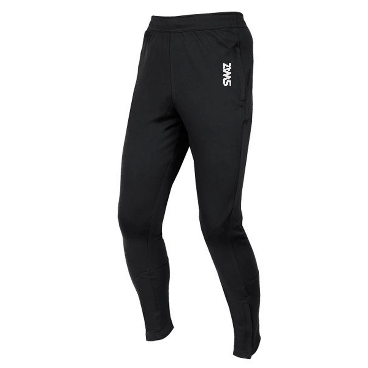 SWAZ Black Skinny Pants | Football Teamwear
