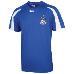 Exmouth Town Training T-Shirt | SWAZ Teamwear | Comfort and Design