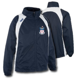 Exmouth Town Showerproof Jacket | SWAZ Teamwear | Comfort & Design