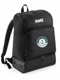 Green Taverners Backpack | SWAZ Teamwear | Football Kit Supplier
