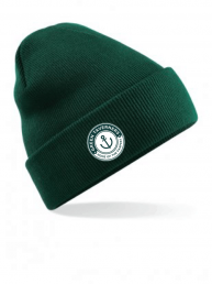 Green Taverners Beanie Hat | SWAZ Teamwear | Football Kit Supplier