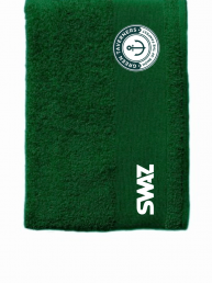 Green Taverners Towel | SWAZ Teamwear | Football Kit Supplier