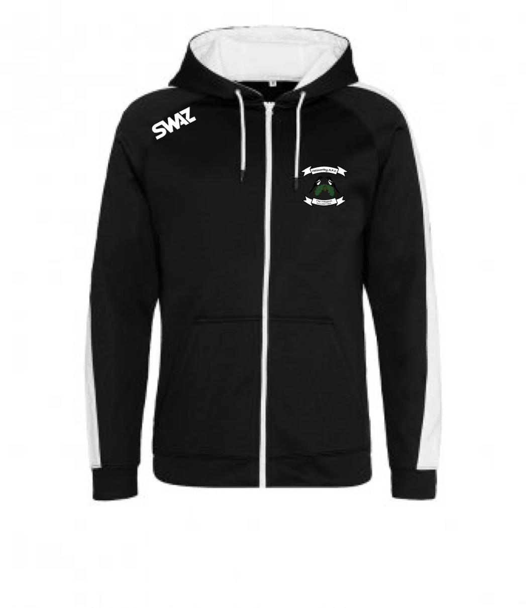 Holsworthy AFC Zip Hoody | SWAZ Teamwear | Football Kit Supplier