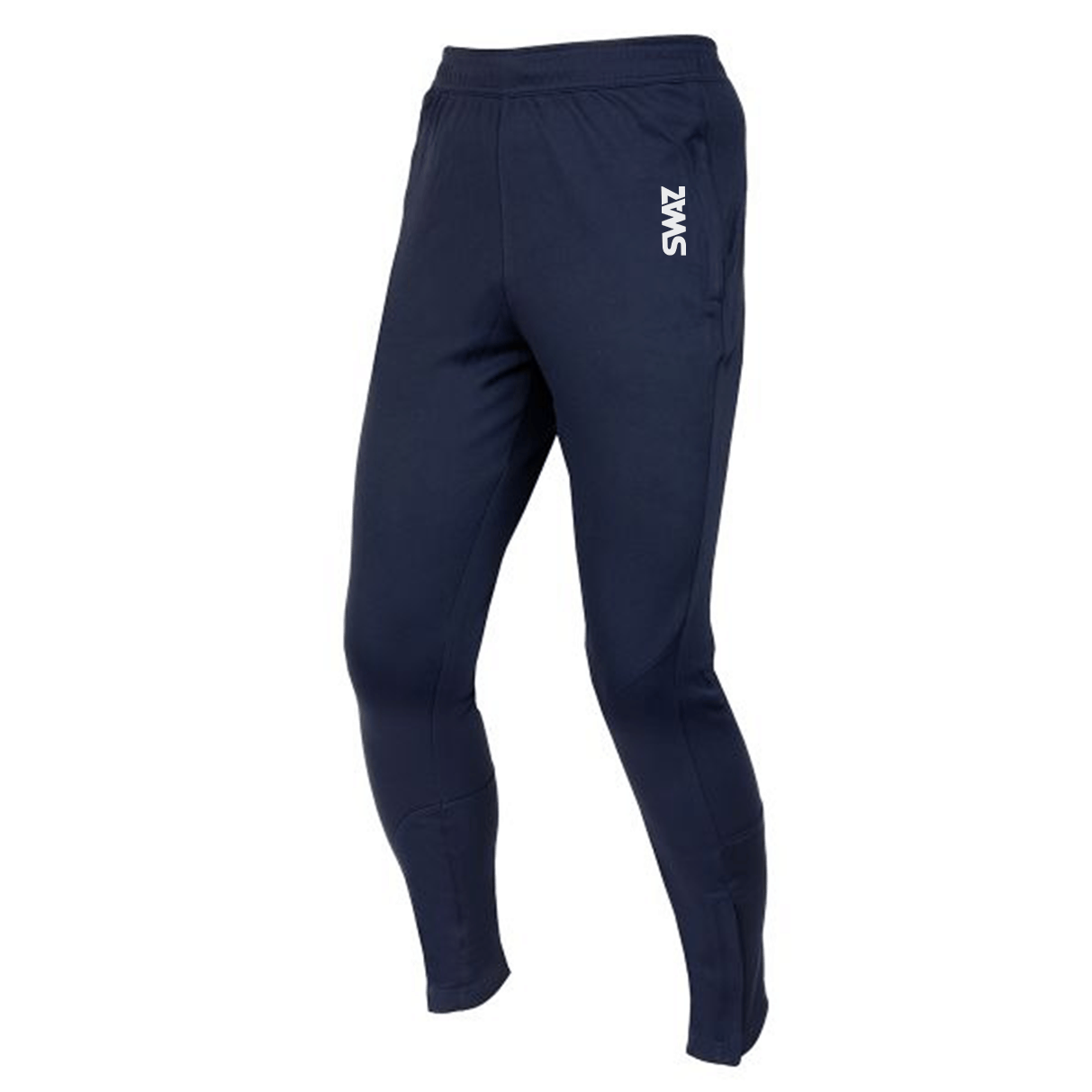 SWAZ Navy Skinny Pants   Football Teamwear