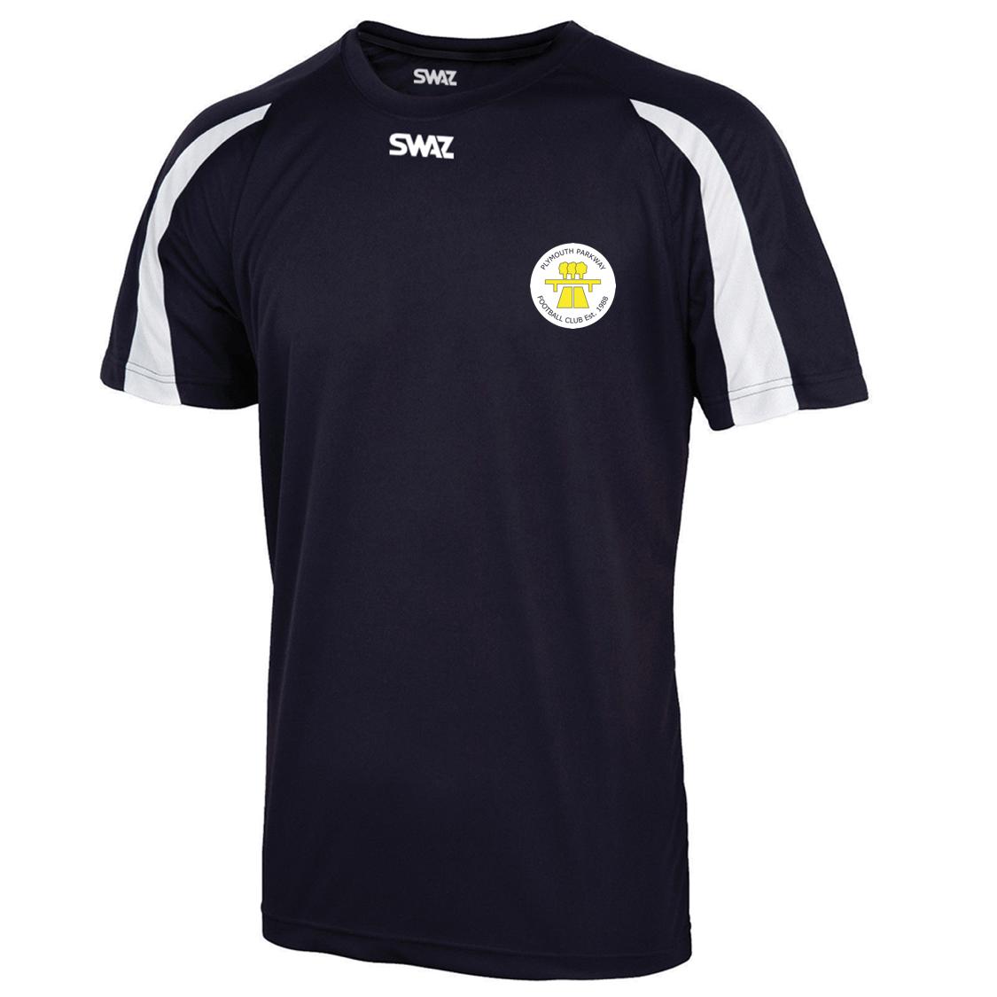 Plymouth Parkway Premier Training T-Shirt | SWAZ Teamwear |