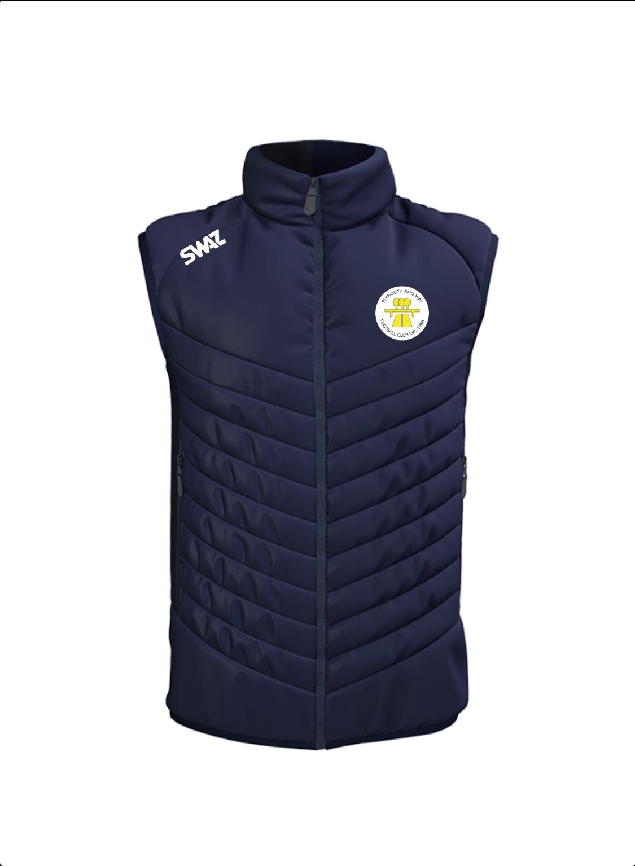 Plymouth Parkway Gilet | SWAZ Teamwear | Football Kit Supplier