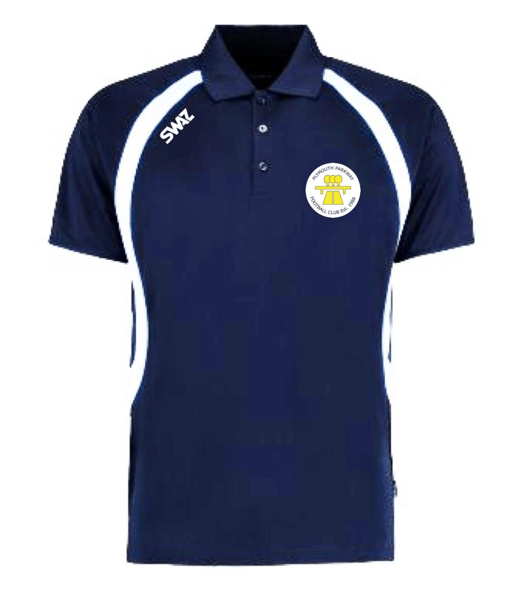 Plymouth Parkway Polo | SWAZ Teamwear | Football Kits