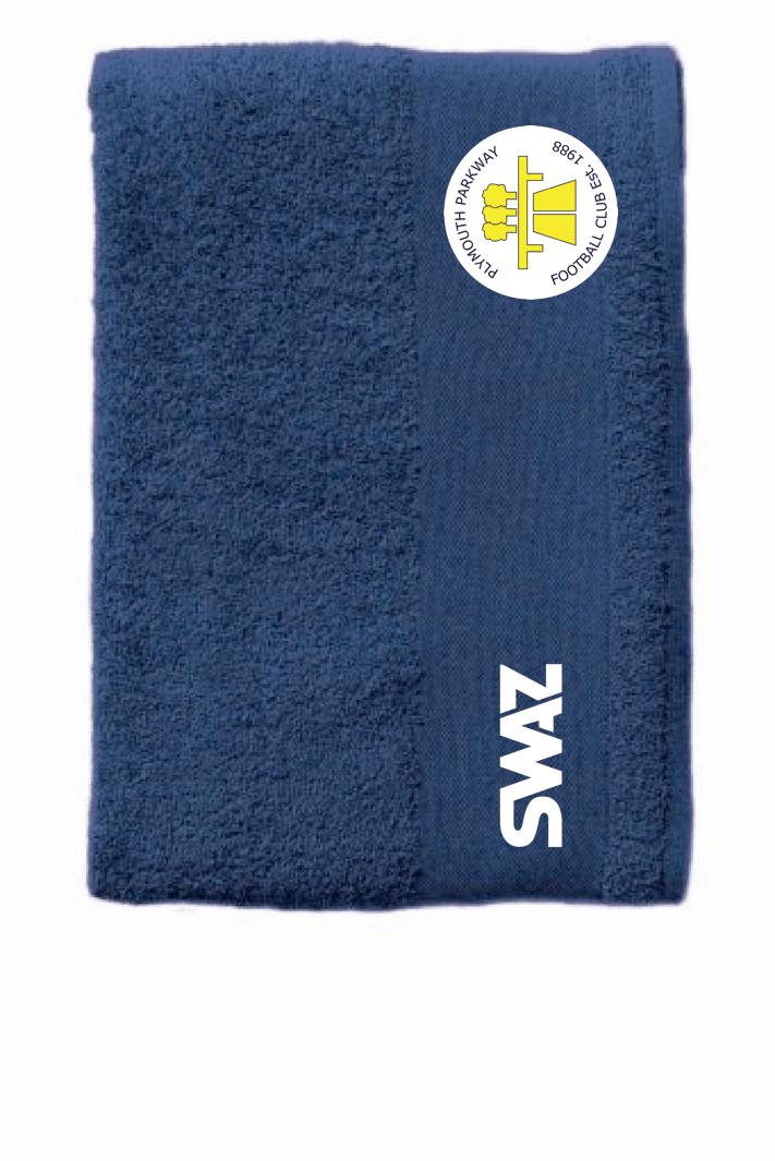 Plymouth Parkway Towel | SWAZ Teamwear | Football Kit Supplier