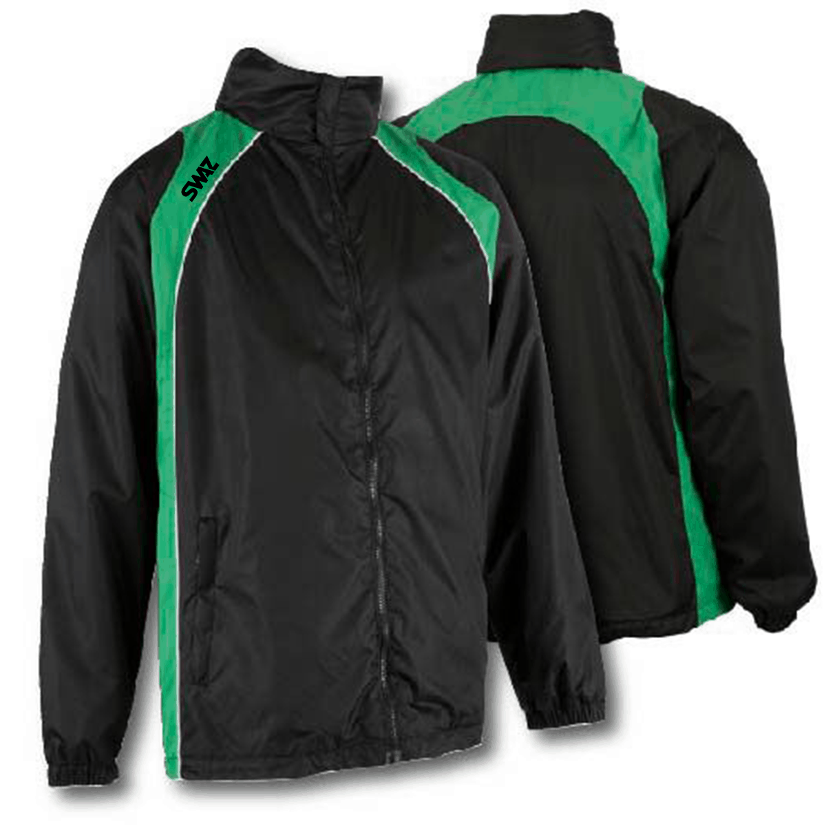 Showerproof Youth Jacket   SWAZ Teamwear