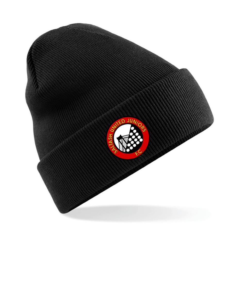 Saltash United Juniors Beanie | SWAZ Teamwear | Football Kit Supplier