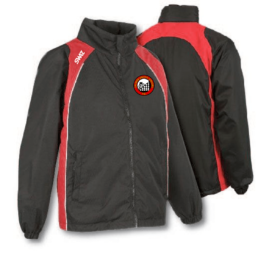 Saltash United Juniors Showerproof Jacket | SWAZ Teamwear |
