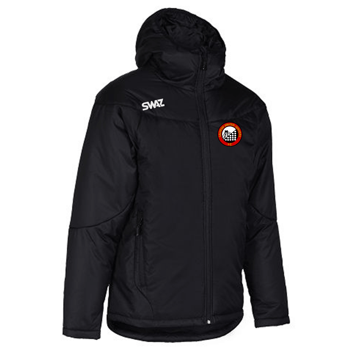 Saltash United Manager's Jacket | SWAZ | Football Kit Supplier
