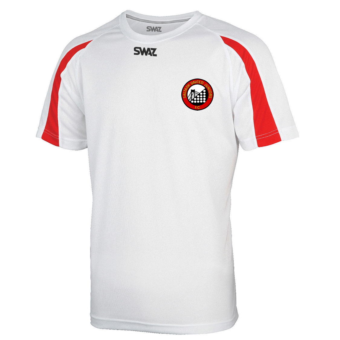 Saltash United Training T-Shirt   SWAZ Teamwear   Football Kit Supplier