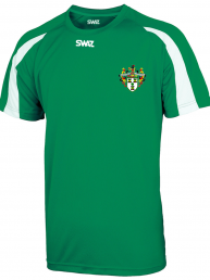 St Blazey Training T-Shirt | SWAZ Teamwear | Football Kit Supplier