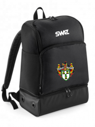 St Blazey Backpack | SWAZ Teamwear | Football Kit Supplier